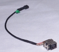 Power Jack Socket Cable Connector Port PN 678222-SD1